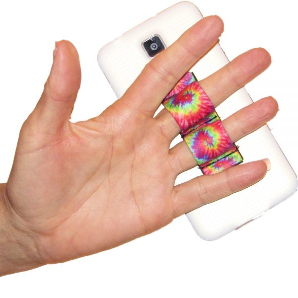 Tie Dye 2 2-loop Phone Grip