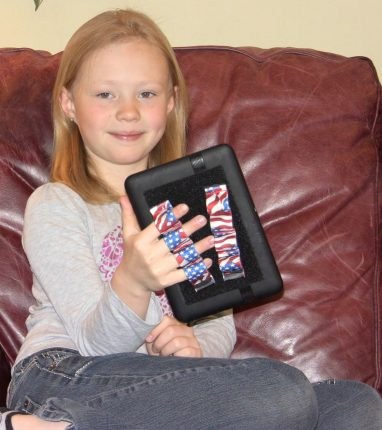 LAZY-HANDS Grips for Kindles and e-Readers