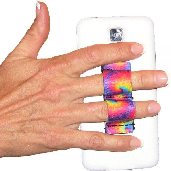 Tie Dye 1 2-loop Phone Grip
