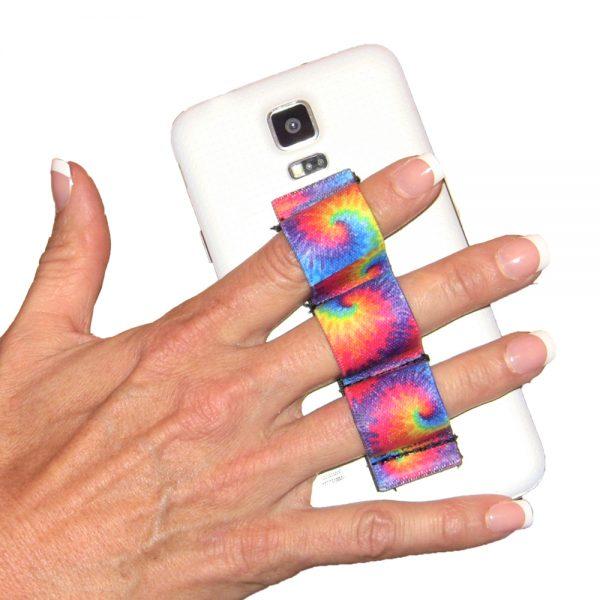 3-Loop Phone Grip - Tie Dye 1