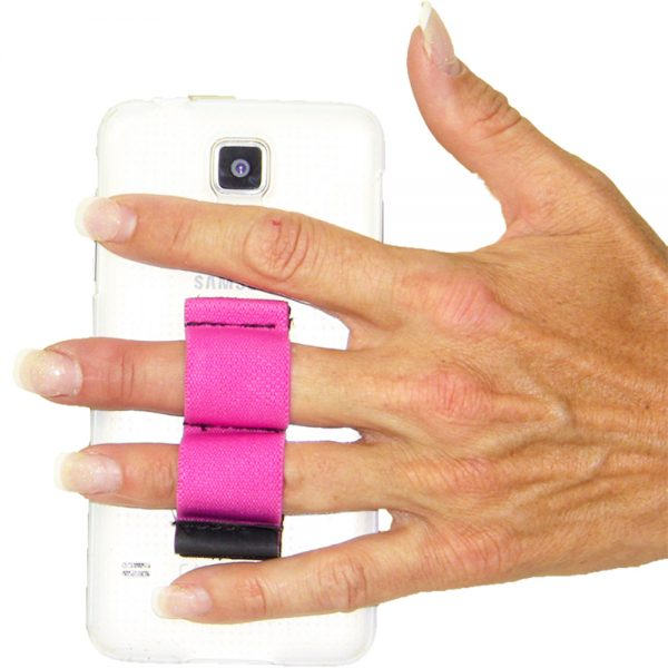 Pink Phone Grip