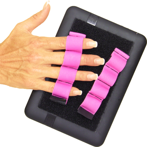 4-Loop Grips (x2) for Kindles, Nooks, Other eReaders and Small Tablets
