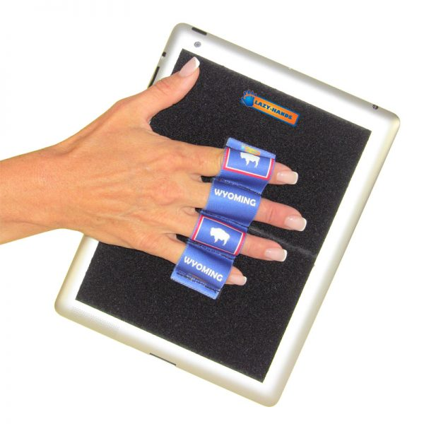 Heavy Duty 4-Loop Grip (x1) for iPad and Large Tablets